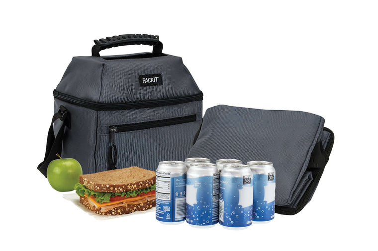 Freezable Utility 9-Can Cooler