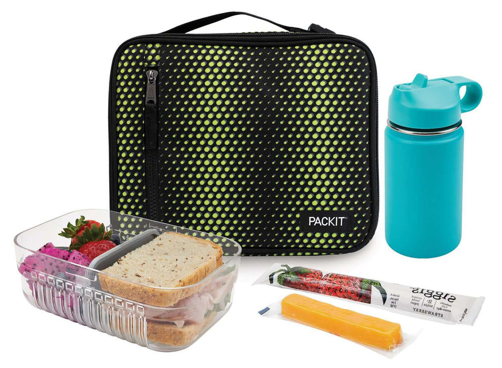 PackIt Freezable Classic Lunch Box - Venom - PackIt