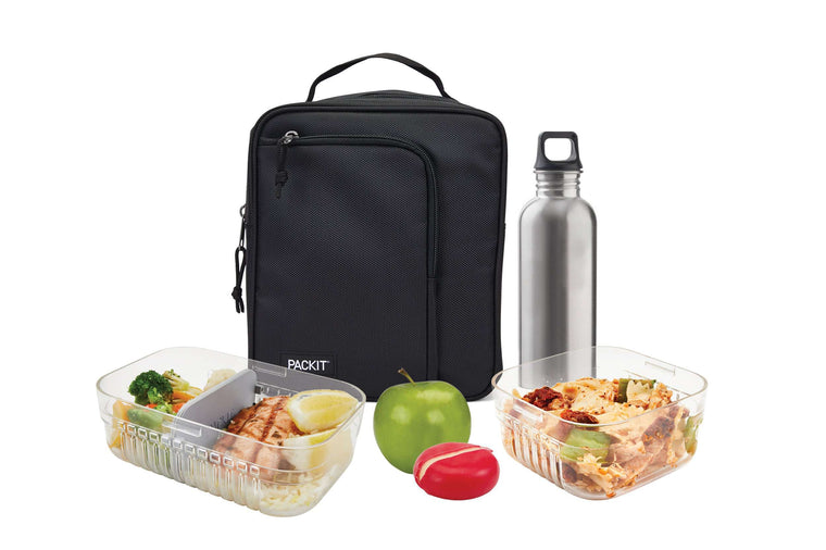 Freezable Commuter Lunch Box - Black