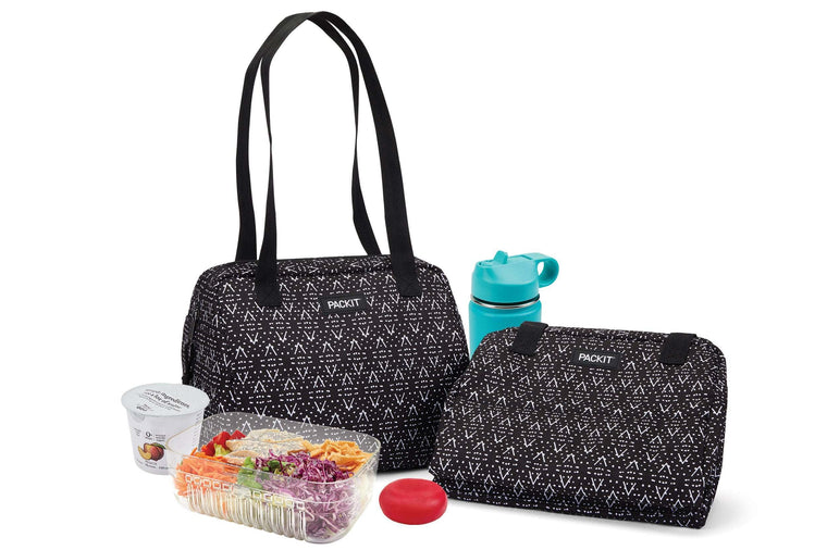PackIt Freezable Hampton Lunch Bag - Desert Plains