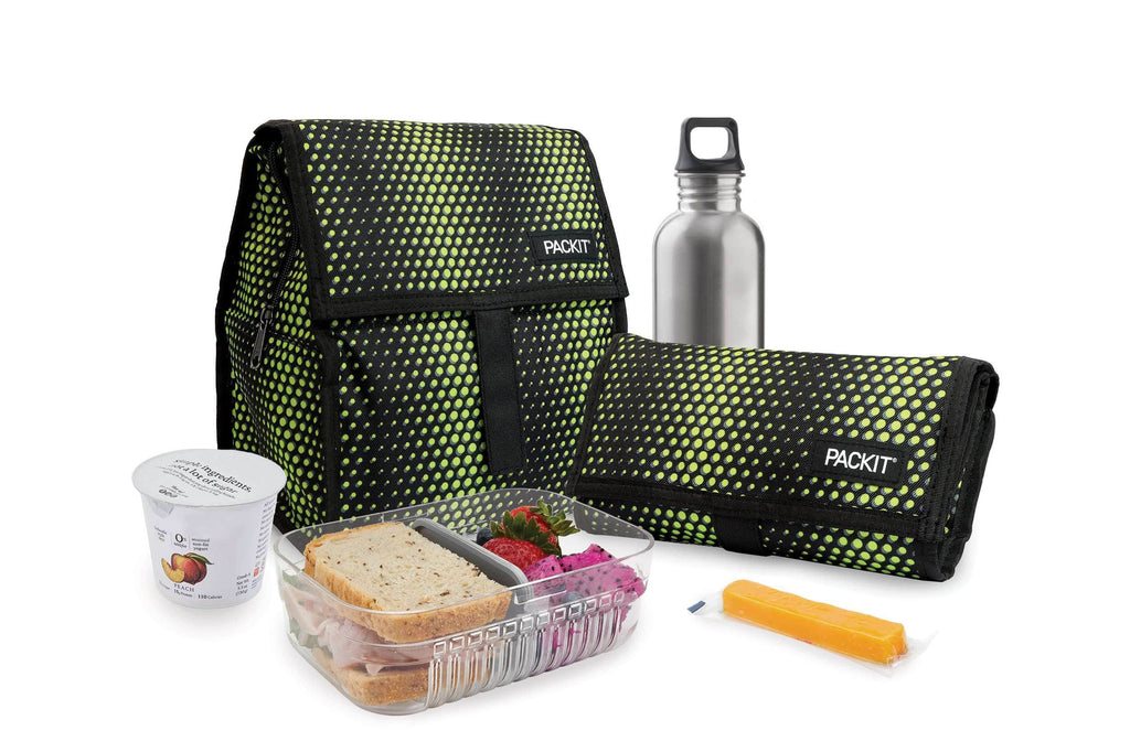PackIt Freezable Lunch Bag - Venom - PackIt