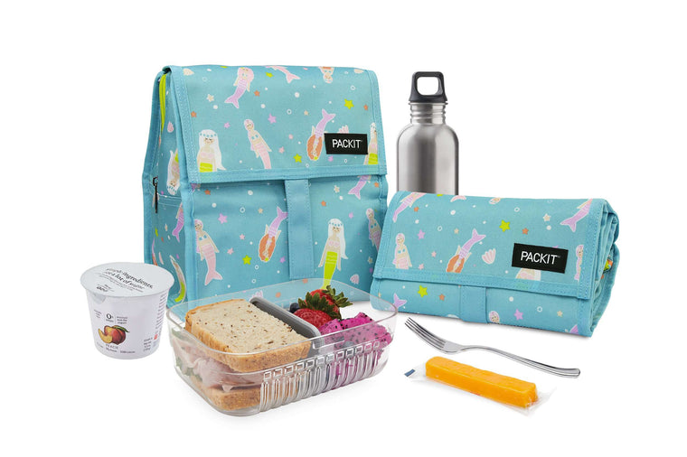 PackIt Freezable Lunch Bag - Mermaids