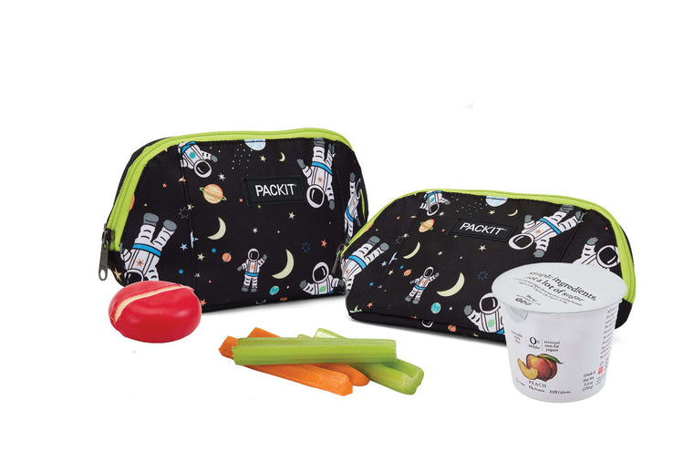 PackIt Freezable Snack Bag - Spaceman