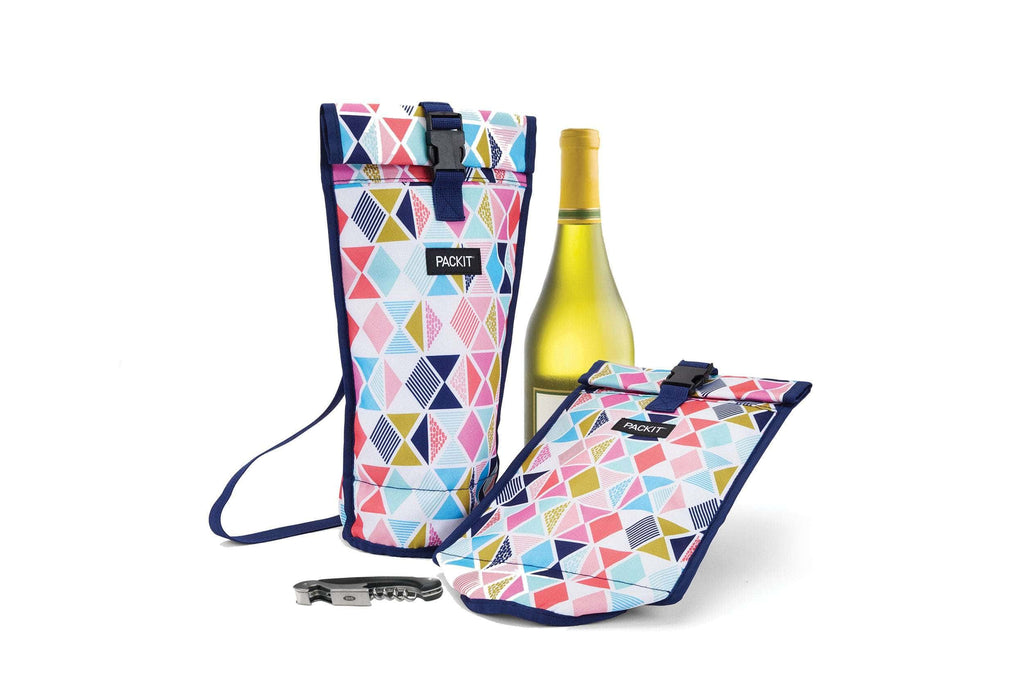 Freezable Wine Bag - Festive Gem - PackIt
