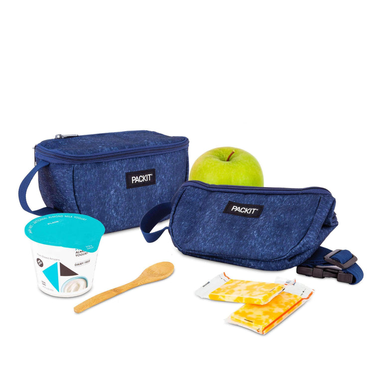 Freezable 3-In-1 Waistpack - Navy Heather