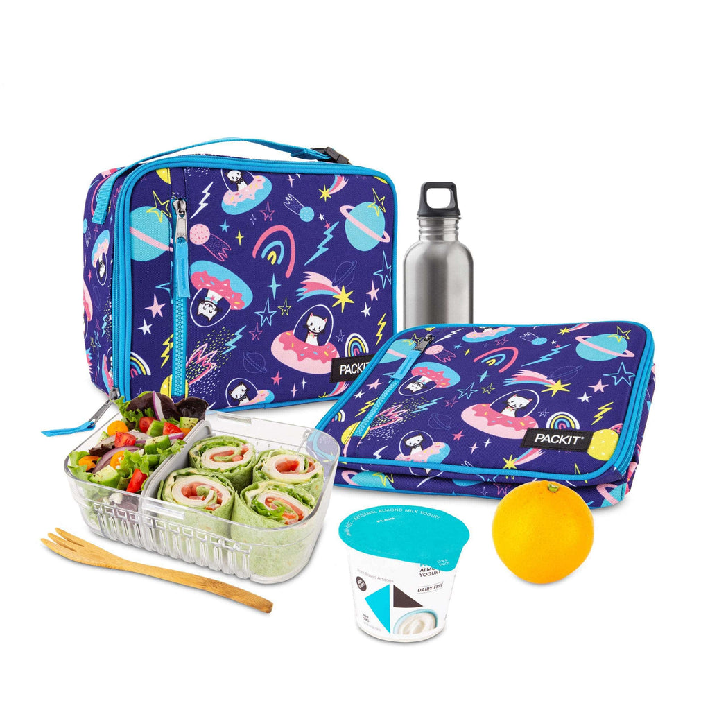 Freezable Classic Lunch Box - Sweet Space - PackIt