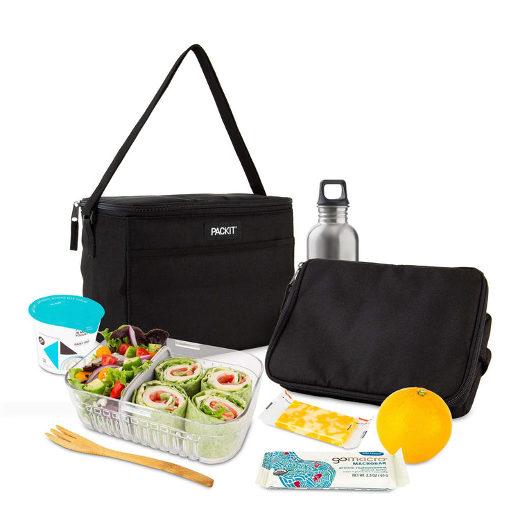 Freezable Everyday Lunch Box - Black