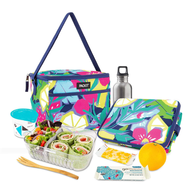 Freezable Everyday Lunch Box - Fruitopia