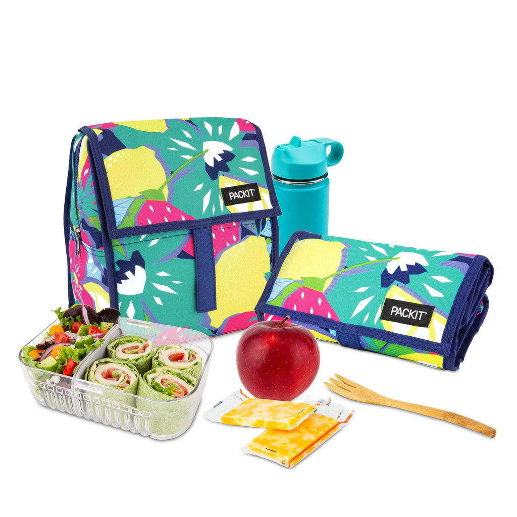 Freezable Lunch Bag - Fruitopia