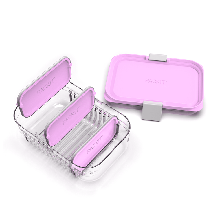 Mod Lunch Bento Container™ - Peony