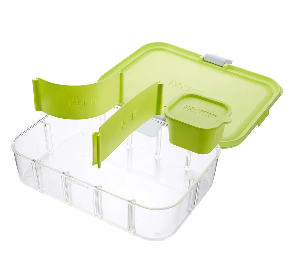 PackIt Multi Flex Bento™ - Lime Punch - PackIt