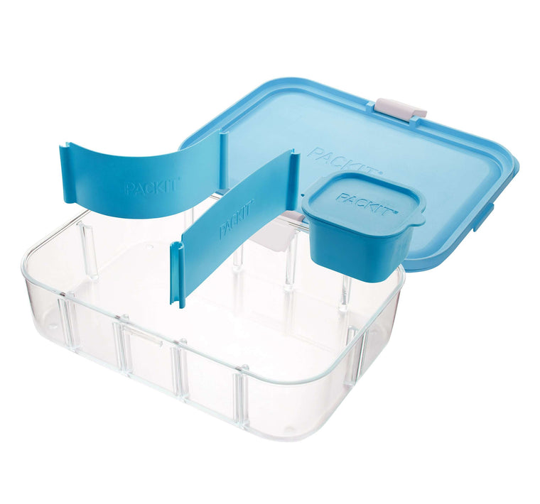 PackIt Multi Flex Bento™ - Tropical Blue