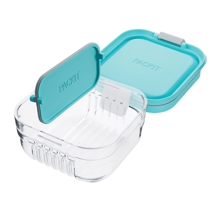 Mod Snack Bento Container™ - Mint