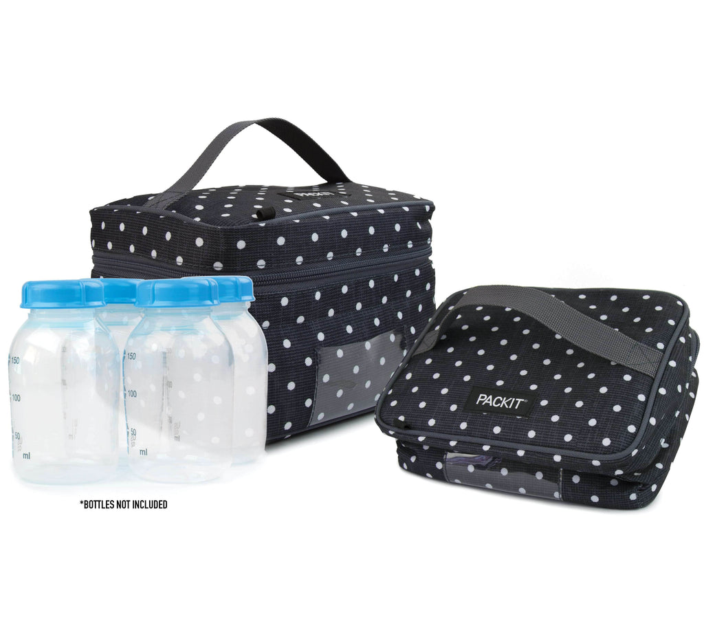 PackIt Freezable Breastmilk and Formula Cooler - PackIt