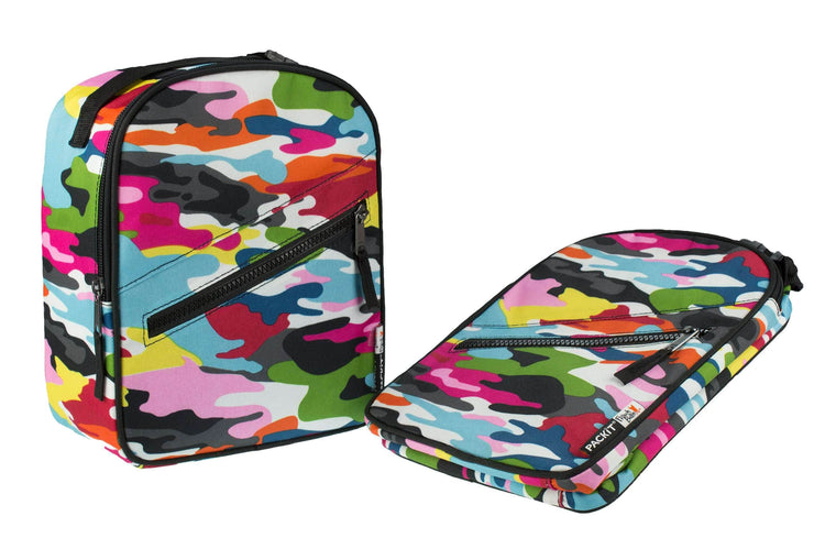 Freezable Upright Lunch Box