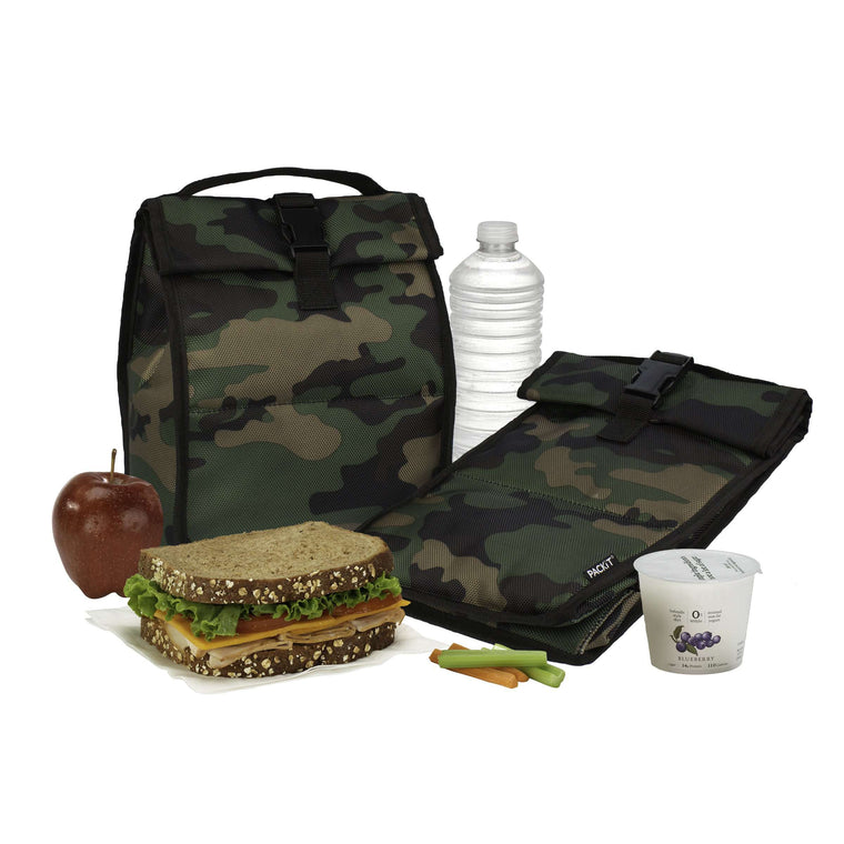 Freezable Rolltop Lunch Bag