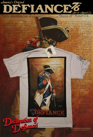 DECLARATION OF DEFIANCE!