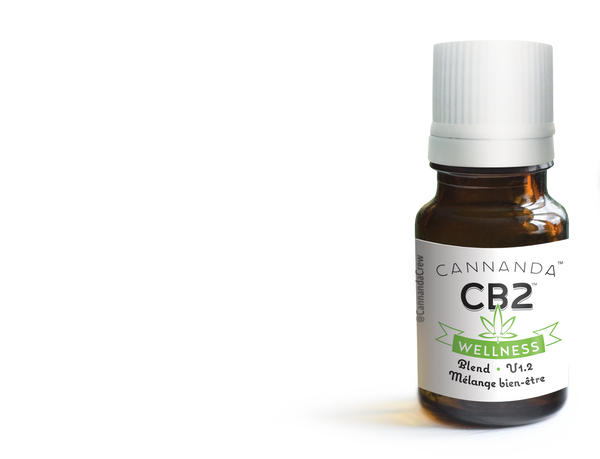 CB2 Wellness: CBD/Cannabidiol Activator by Cannanda