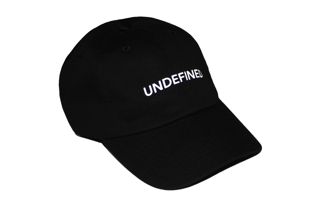 UNDEFINED Reflective Dad Hat
