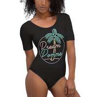 Dream Domme Black Bodysuit