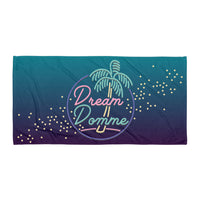 Dream Domme Beach Towel