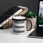 Internet Famous Femdom Black Magic Mug