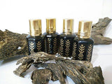 100% Authentic Pure Agarwood Oudh Gaharu Aloes 沉香沈香 العود from Far East India 6ML+MORE!