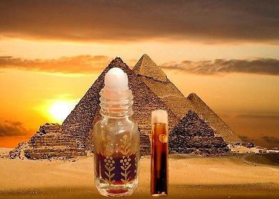 Authentic (Pure Thick Red Egyptian Musk) Thick Intense Pheromones Attar Oil 1ml Vial!
