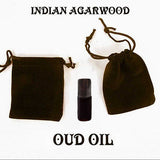 Natural Thick (Pure Indian Agarwood Oud) Dark Intense Aphrodisiac Attar Oil 3ml!