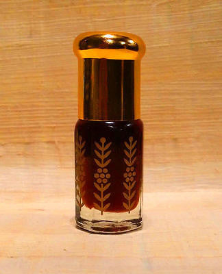 Pure Thailand Aquilaria Agarwood Al Bangkawi Unisex Oudh Oil 3ml - Limited Edition!