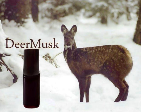 Authentic (Rare Himalayan Kasturi) Real Deer Musk Pheromones Attar Oil 3ML+More!