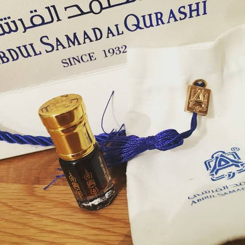AGED Kalakassi Aoud Oil - 75 Years Indian Oud OIL ABDUL SAMAD AL QURASHI (ASQ) 3ML🥇
