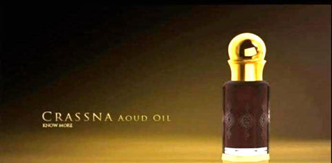Crassna Aoud Oil Perfume Oil By Abdul Samad Al Qurashi 50 Years Old Aged Aoud (ASQ) 12ML!🥇