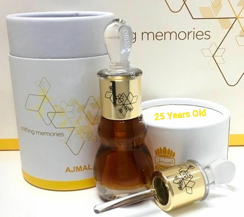 Malaysian 25 Years Old/Aged Oud Premium Quality Arabian Attar Oil Malay Trat Aoud | BY AJMAL | 12ML | HOT SELL!🥇