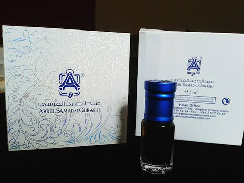 Authentic Himalayan Deer Musk Nafa by (ASQ) Abdul Samad Al Qurashi 3ML!🥇
