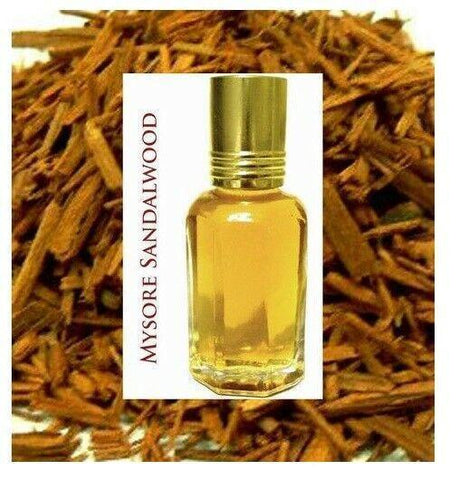 Pure Natural Mysore Sandalwood Oil - 3ml