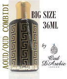 Cambodi Oud Attar Oil ATTAR/ITR/OUDH Thick Smoky BY Original OUD D`ARABIE - UK