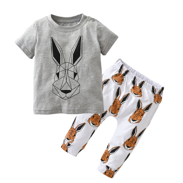 Rabbit 2Pc Set
