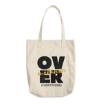 Melanin Over Everything Tote Bag