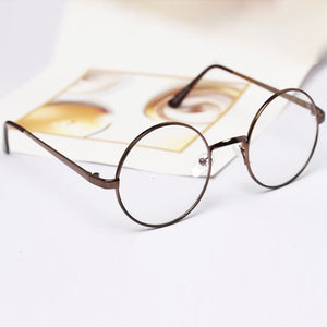 Retro Round Glasses