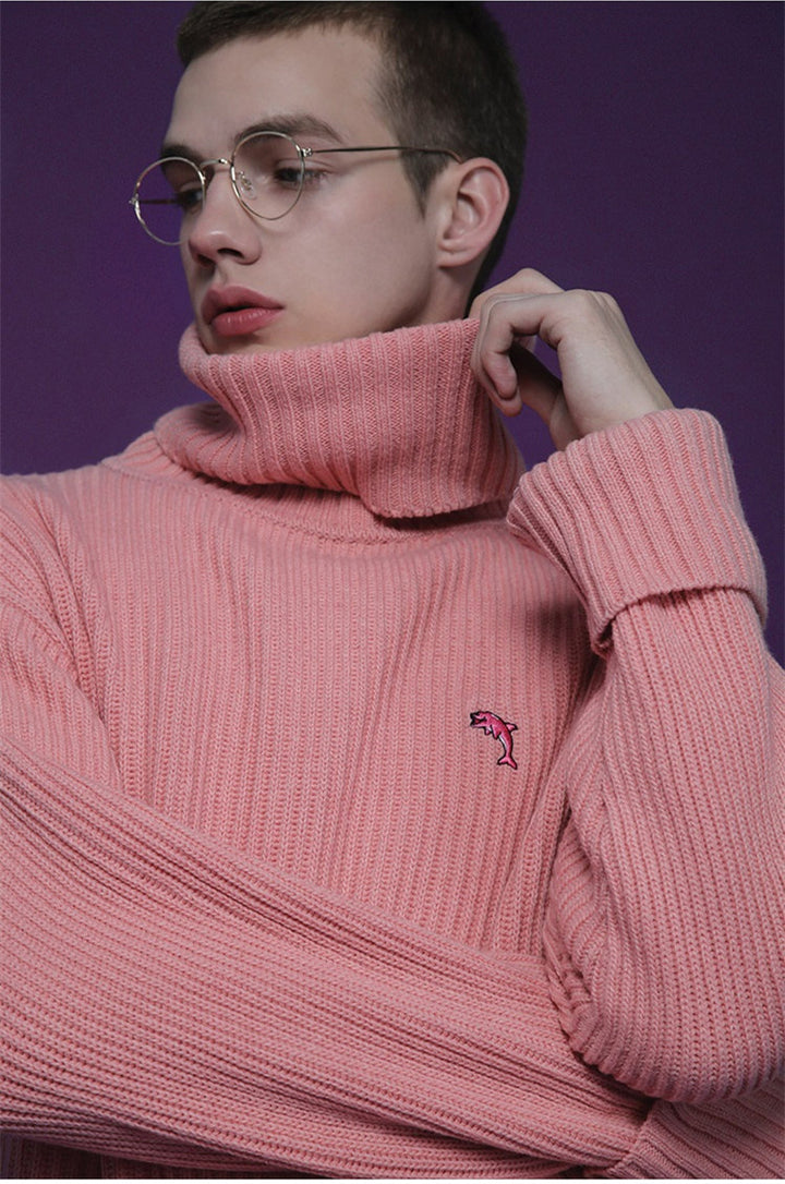 Oversized Unisex Turtleneck