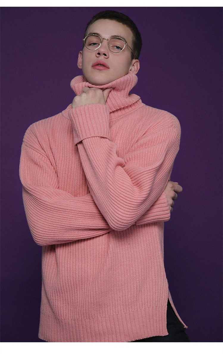Over sized Unisex Turtleneck