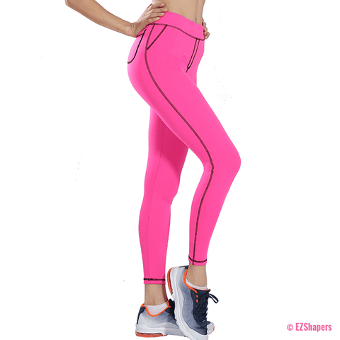 Image of Plus Size Fitness Pockets Leggings