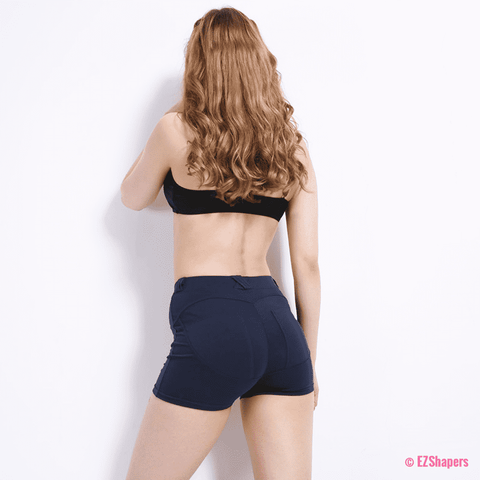 Image of Sexy Solid Slim Shorts