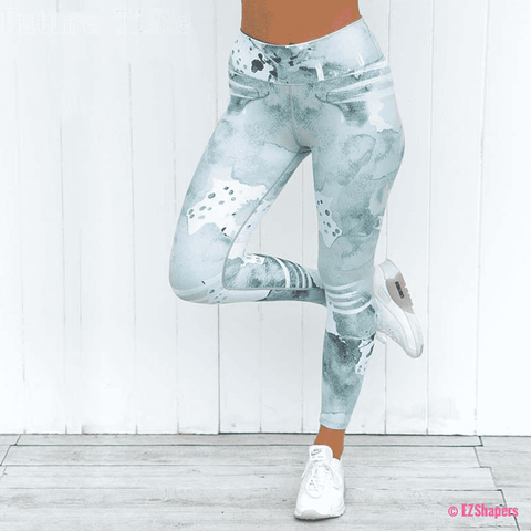 Image of Pink Panther Fitness Leggings