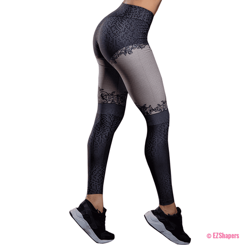 Image of Sexy Printed High Waist Leggings