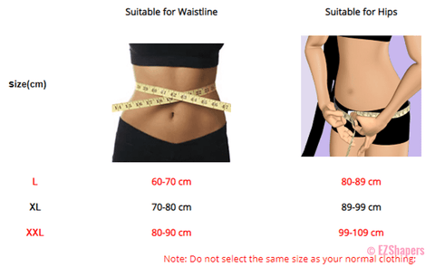 Image of High Waist Lace Waist Enhancer with Front Hook-and-Eye Closure