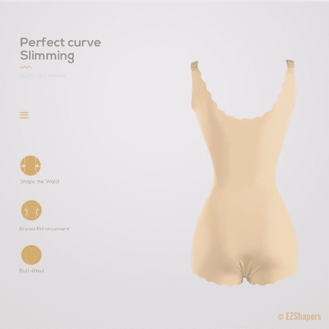 Image of Contouring Slimming Lingerie