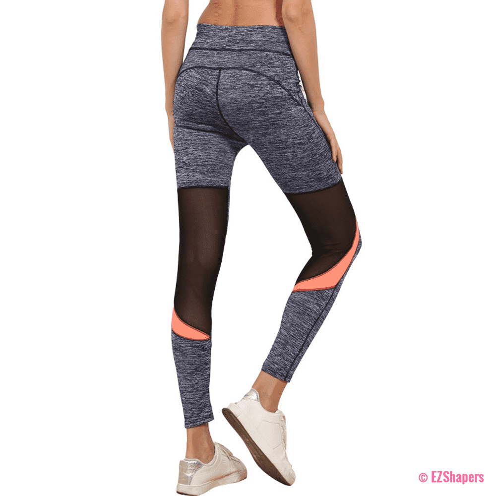 Casual Polyester Breathable Leggings