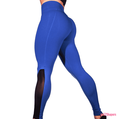 Push Up Mesh Leggings